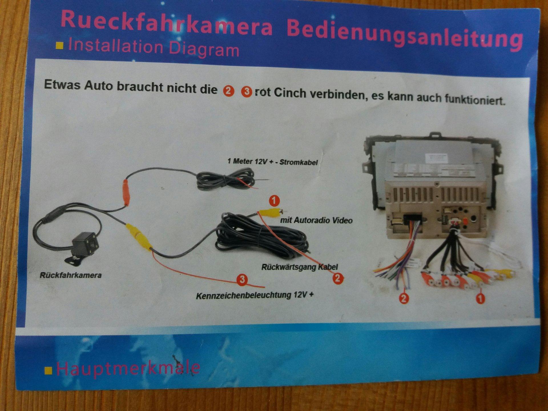 Großzügig Autoradio Kabelbaum Diagramm Bilder - Die Besten ...