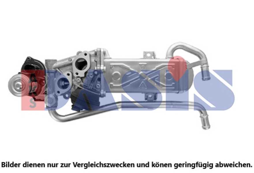Fehler - Abgasrückführkühler-Ventil -> Unterbrechung im Stromkreis