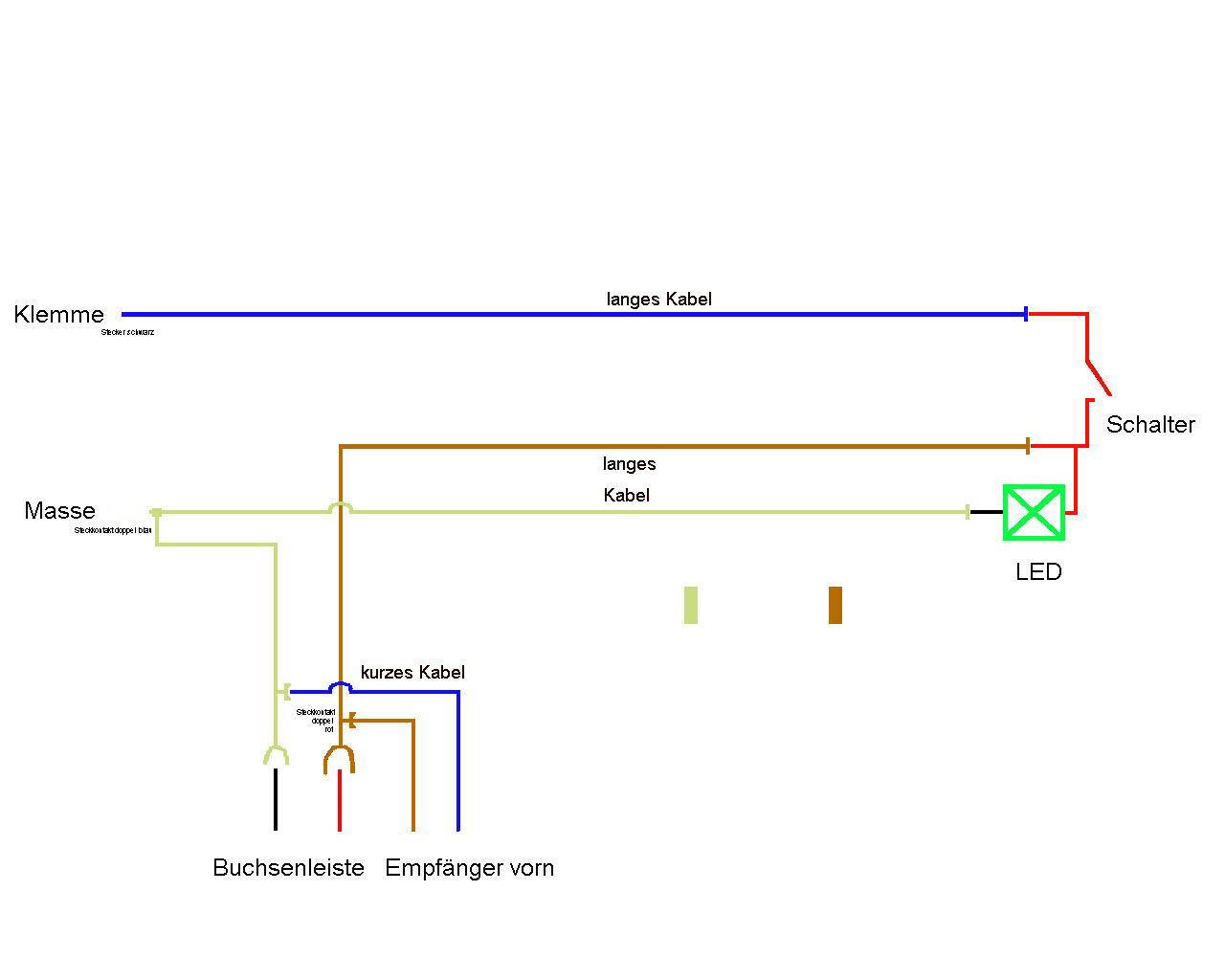 Atemberaubend Schaltplan Für 3 Wege Lichtschalter Ideen ...