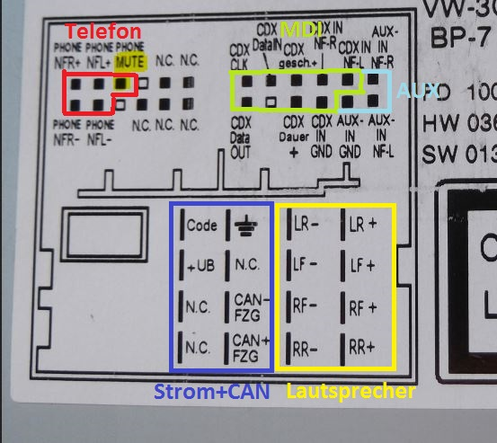 Dension 300 Gateway - Radio codierung?   Seite 2
