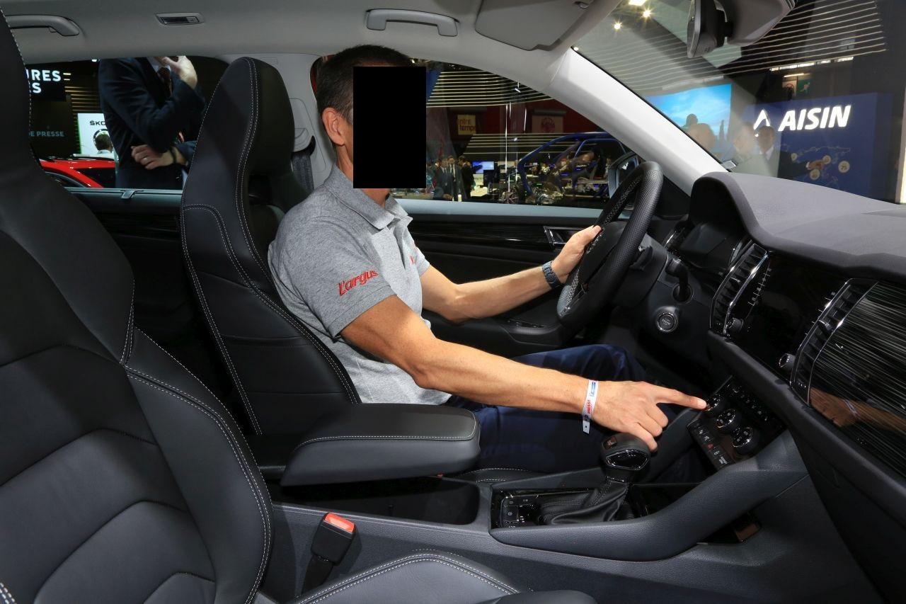 "Das Skoda XL SUV ""Kodiaq"""