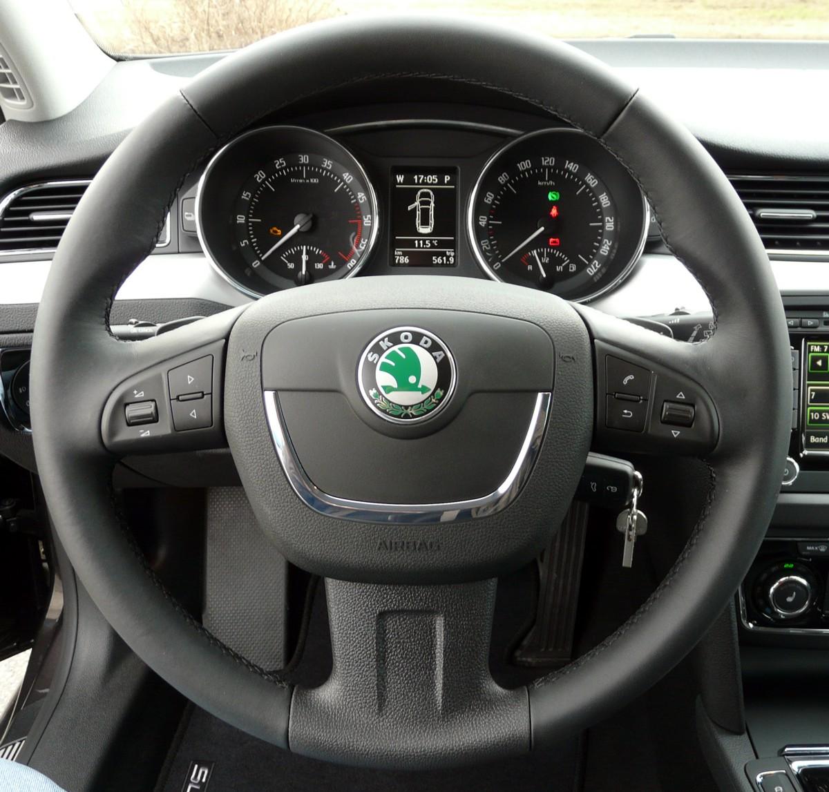 skoda-steeringwheel