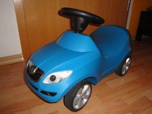 privatverkauf bobby car skoda roomster blau mfl mit. Black Bedroom Furniture Sets. Home Design Ideas